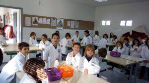 Συνεργασία του Κέντρου Εκπαίδευσης STEM του Κολλεγίου Ανατόλια και του οργανισμού STEM Education