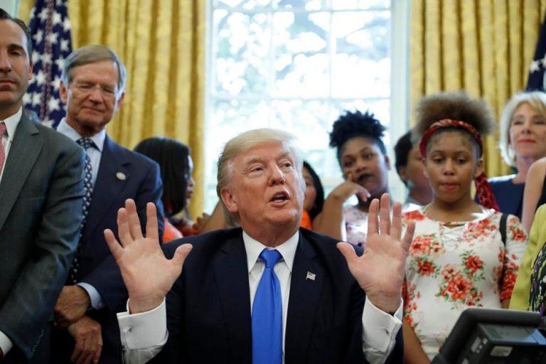 Ο Πρόεδρος Trump για το STEM