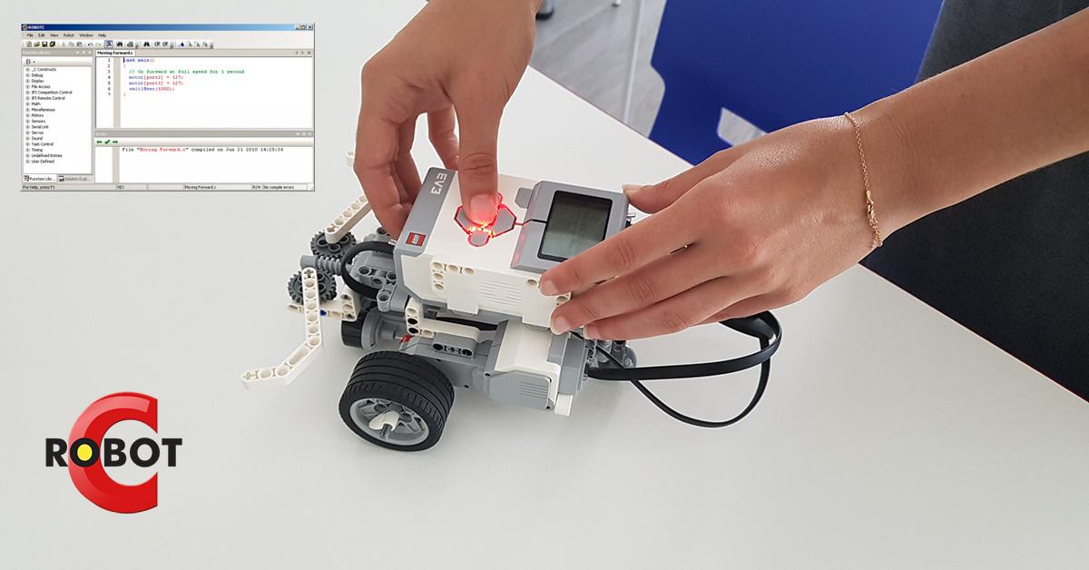 Προγραμματισμός LEGO Mindstorms με ROBOTC