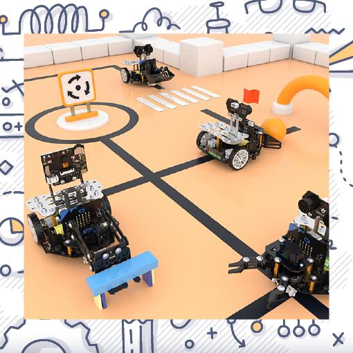 Microbit-maqueen-robots