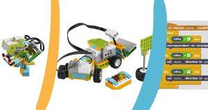 Εκπαιδευτική ρομποτική με WeDo 2.0 – Scratch 2.0