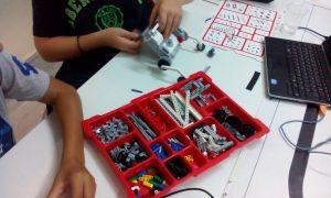 Εκπαιδευτική Ρομποτική Δημοτικού με LEGO Mindstorms