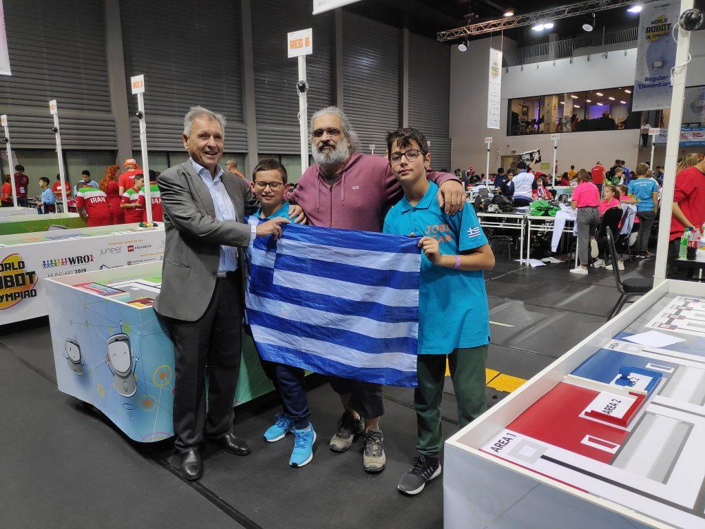 Ολυμπιάδα Εκπαιδευτικής Ρομποτικής