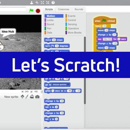 Let's Scratch!