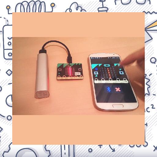 Microbit με MicroPython